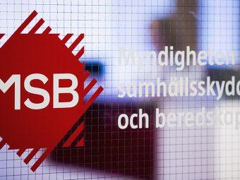 Logotyp Myndigheten för samhällsskydd och beredskap