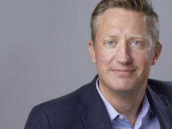 Porträtt på Mattias Lundekvam